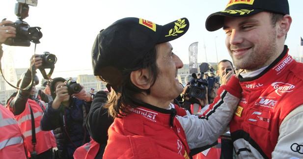 FIA GT – Baku : Victoire et titre pour Ortelli et Vanthoor