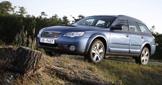 Zoom sur le premier diesel de Subaru
