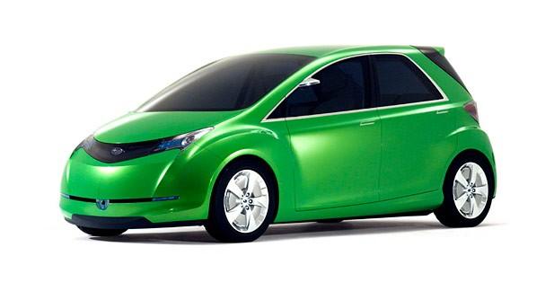 Subaru G4e Concept : 15 minutes chrono