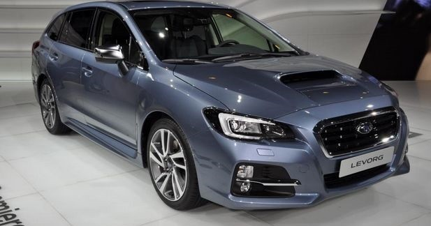 Subaru Levorg: la WRX fait un break