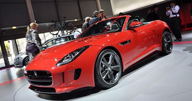 Plus de 2000 Jaguar F-Type déjà commandées