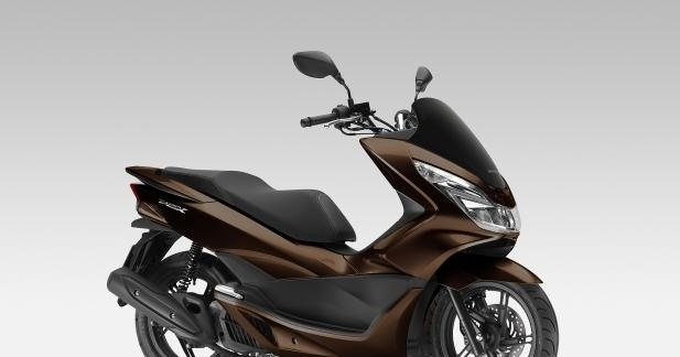 Surprise chez Honda avec un nouveau PCX pour 2014