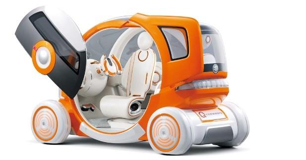 Suzuki Q-Concept : Désopilant…