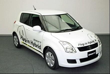 Suzuki Swift hybride rechargeable : bonne pour la route