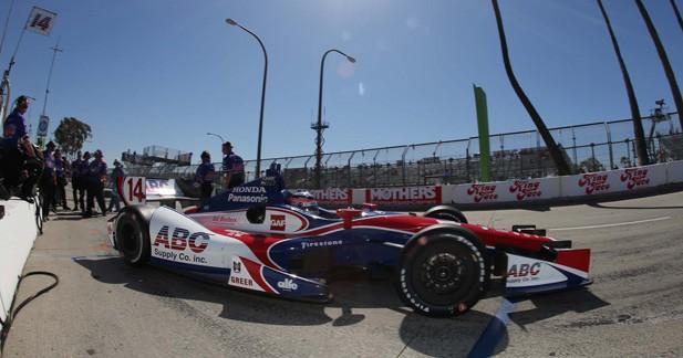 Indycar – Long Beach : la première de Sato