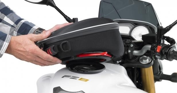 Tanklock Givi, la fixation facile !