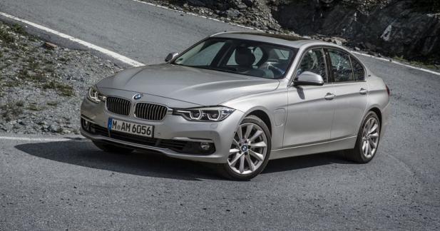 BMW dévoile les prix de ses nouvelles hybrides rechargeables