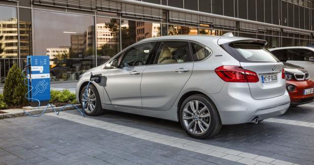 L'hybride rechargeable à partir de 34 950 euros chez BMW