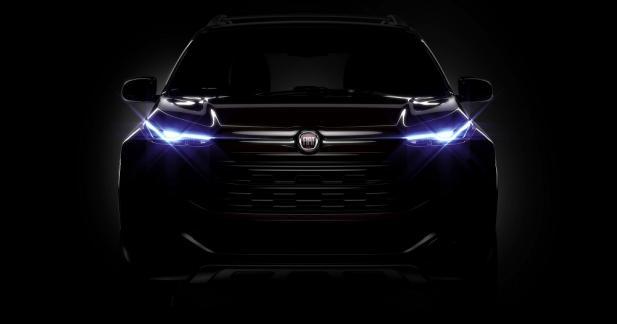 Fiat Toro: un «pick-up sportif» en approche