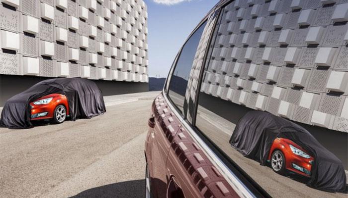 Le nouveau Ford C-Max se dévoile doucement