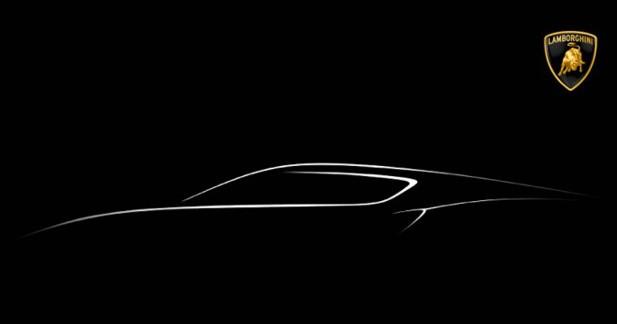 Teaser Lamborghini : mystérieuse surprise