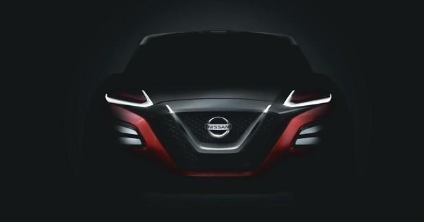 Nissan: son concept pour Francfort sera un crossover sportif