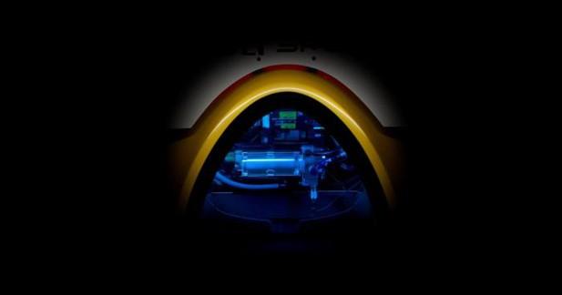 Teaser Renault : une monoplace électrique ?