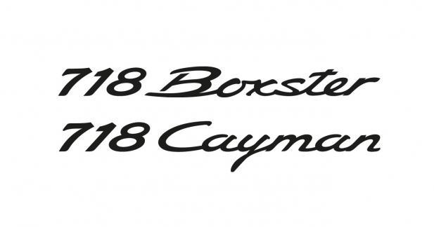 Les Porsche Boxster et Cayman changent de nom