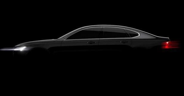 Volvo S90: rendez-vous à Detroit