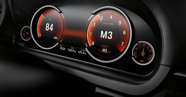 Un affichage à la carte dans la nouvelle BMW Série 7