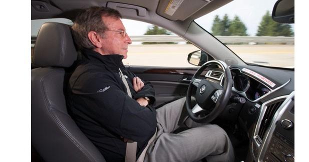Insolite : la Cadillac qui roule toute seule