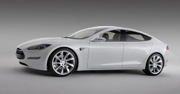Tesla Model S : sportive, familiale et écologique