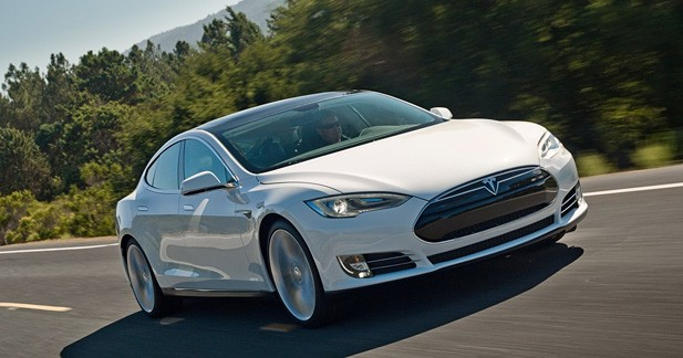 Tesla Model S : encore plus rapide et plus efficiente