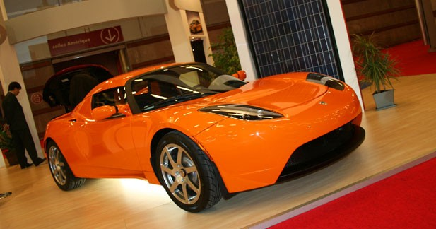 Tesla Roadster : enfin en Europe