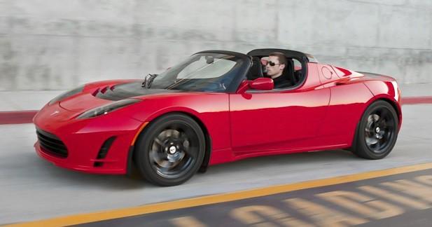 600 km d'autonomie avec le Tesla Roadster après sa mise à jour 3.0
