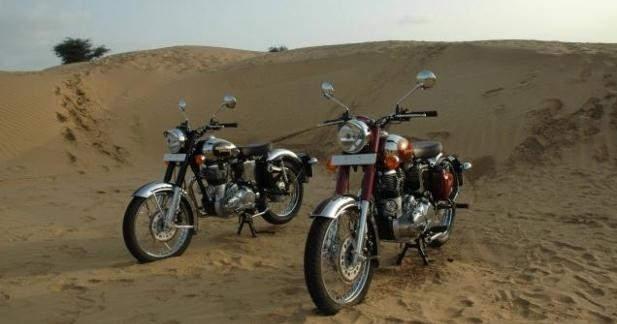 « The Royal Enfield Project » : l'Aventure en moto