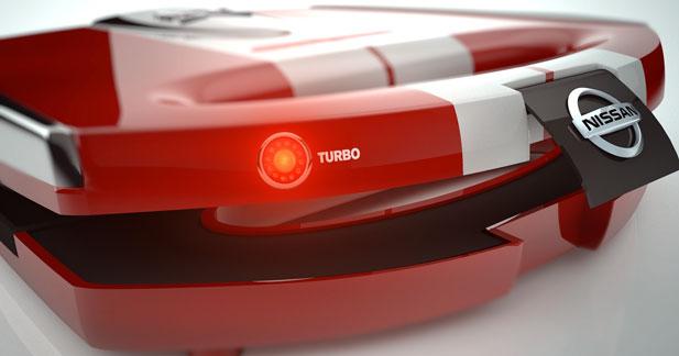 Nissan lance un toaster de compétition