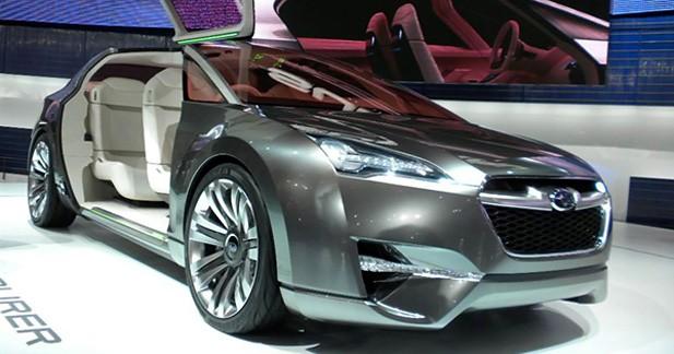 Le concepts marquants du Tokyo Motor Show