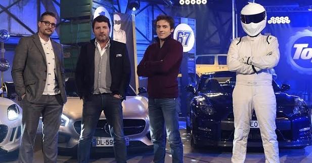 Top Gear France: record d'audience pour RMC Découverte