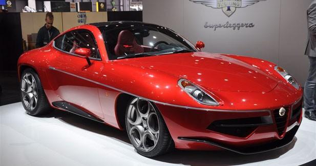 La Disco Volante de Touring Superleggera sera disponible sur commande