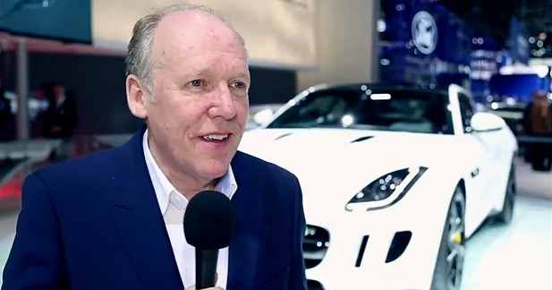 Entretien avec Ian Callum, Directeur du style Jaguar