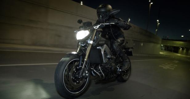Tout sur le nouveau Roadster Yamaha MT-09 !