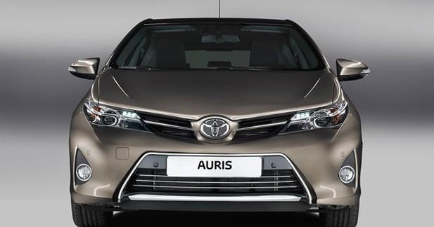Toyota présente l'Auris 2 au Mondial
