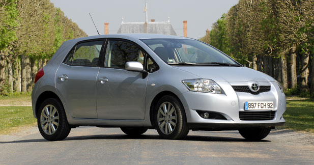 Toyota Auris D-4D 126 : à la mode européenne
