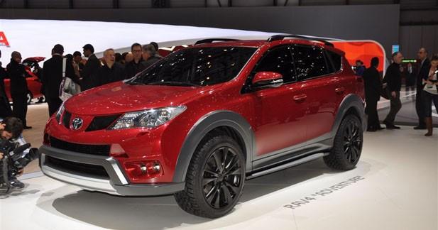 Toyota Auris et RAV4 : Coquetterie nippone
