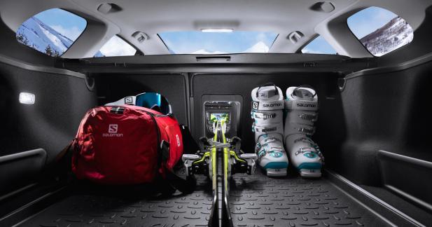 Finitions haut de gamme pour l'Auris comme l'Avensis
