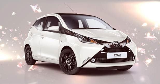La Toyota Aygo pousse la chansonnette