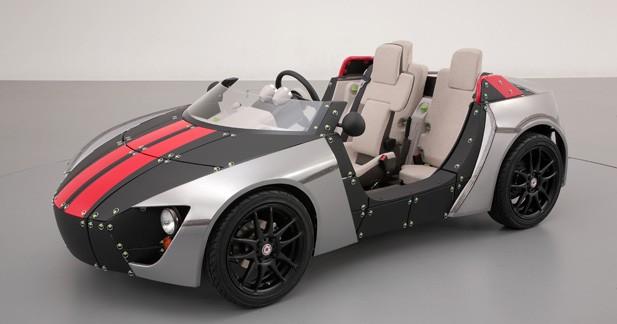 Toyota Camatte57s : A construire et conduire en famille