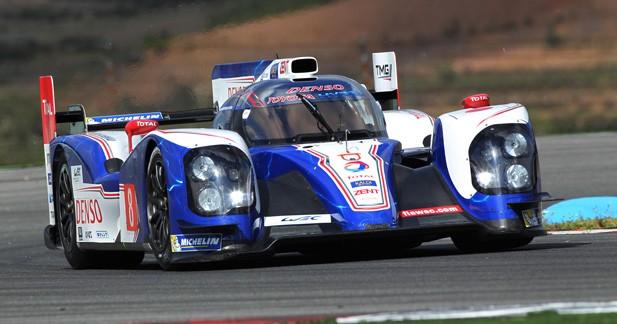 WEC : Une Toyota TS030 2013 participera aux 6 heures de Spa