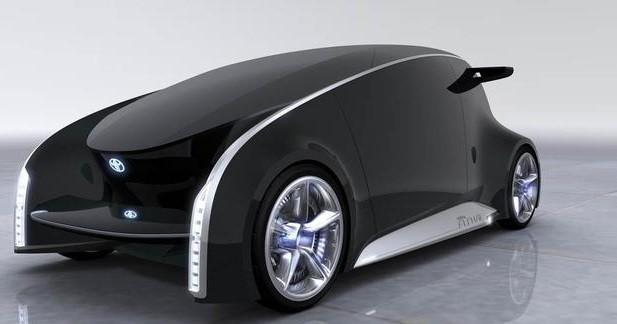 Toyota Fun Vii Concept : Geek's car