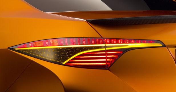 Toyota fera le show avec le concept Furia à Detroit