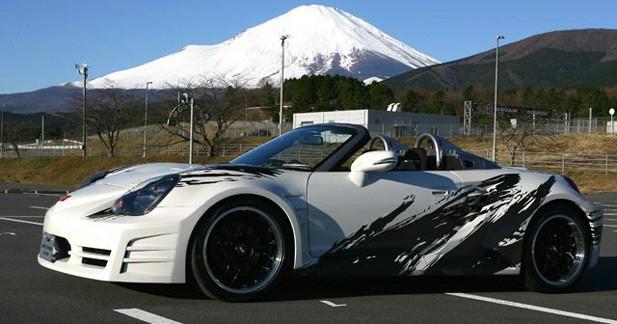 Toyota GRMN : une hybride sportive 4 roues motrices