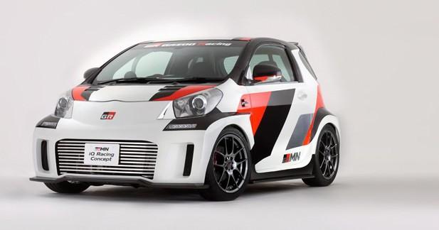 Toyota GRMN iQ Racing Concept : Bombinette nippone