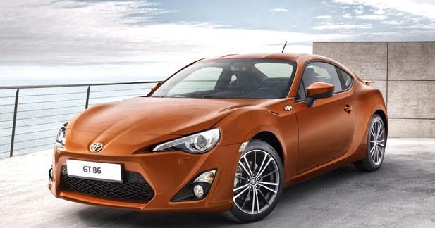 Toyota dévoile enfin les tarifs de la GT86