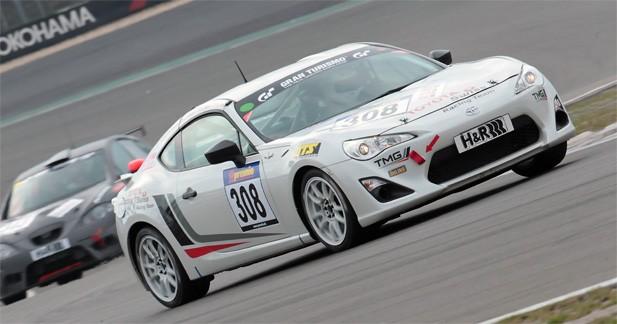 Toyota GT86 CS-V3 : Née pour la compétition... client