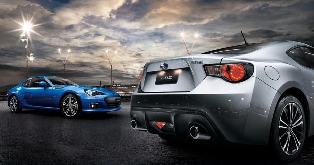 Les Toyota GT86 et Subaru BRZ auront une descendance