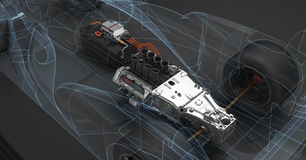Une version routière du prototype d'endurance Toyota à Francfort