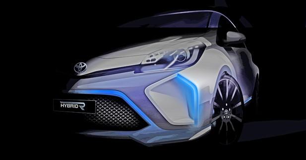 Toyota Hybrid R : dans la cour du Juke R ?