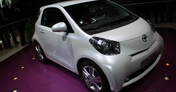 Toyota iQ : petite futée