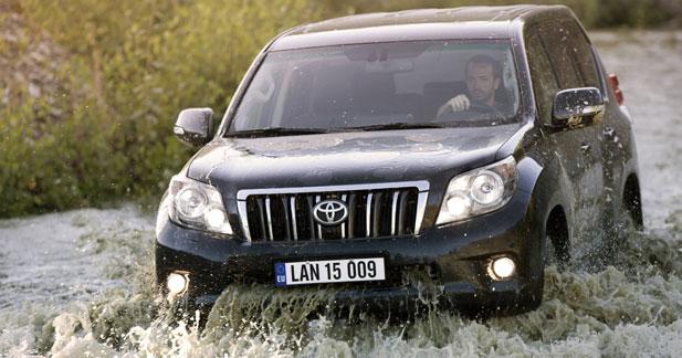 Essai Toyota Land Cruiser Le Bon Compromis Autonews